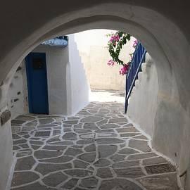Colette V Hera  Guggenheim  - Parikia Paros Island Greece