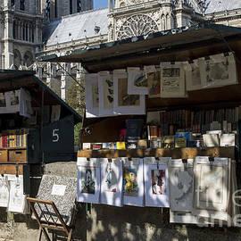 Paris Booksellers - Juli Scalzi