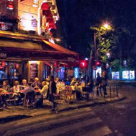 John Rivera - Paris Cafe