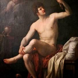 Etienne Barthelemy Garnier - Paris Contemplating Himself