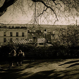 Miguel Winterpacht - Paris in the Spring