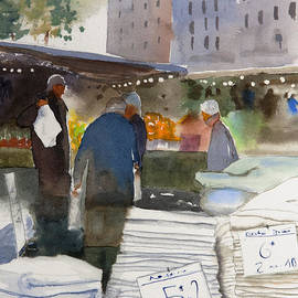 David Massey - Paris Market - Linens