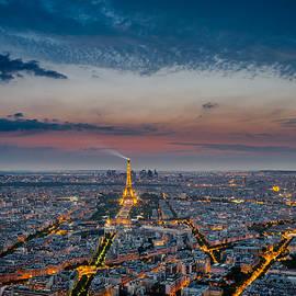 Cecil K Brissette - Paris Nights