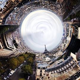 Damon Eckhoff - Paris Spins My Heart
