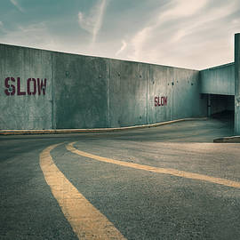 Parking Garage at the End of the World - Scott Norris