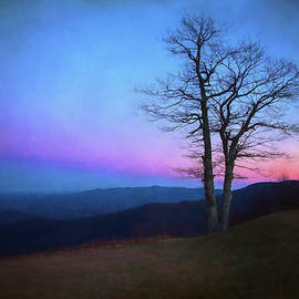 Amy Jackson - Parkway Overlook at Sunset
