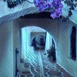Colette V Hera Guggenheim - Paros Island Beauty