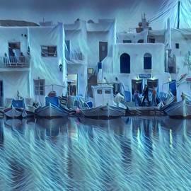 Colette V Hera Guggenheim - Paros Island Beauty Greece