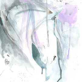 Liz Oliver - Paso Fino Watercolor