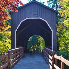 Ansel Price - Pass Creek Covered Bridge