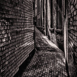 Jonathan Ramsdell - Passageway on Tremont Street