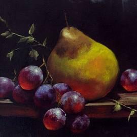 Carmela Brennan - Passion Fruit