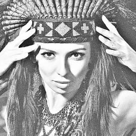 Elena Riim - Passion look