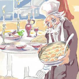 Shirl Solomon - Passover Seder Fress
