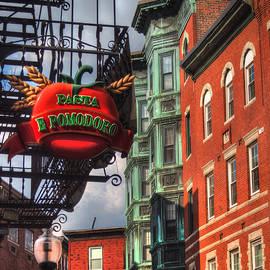 Joann Vitali - Pasta E Pomodoro - Boston North End