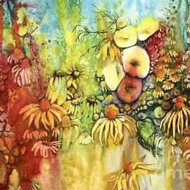 Shirley Sykes Bracken - Pastel Jungle