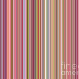 Carol Groenen - Pastel Lines and Colors Abstract