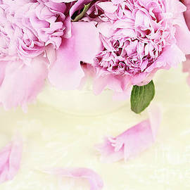 Stephanie Frey - Pastel Pink Peonies
