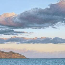 Pastel Sky - Darrel Kanyok