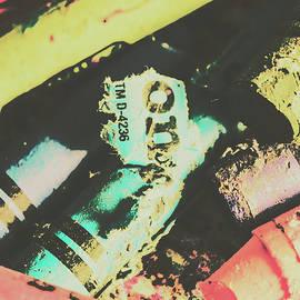 Pastel toned crayons - Jorgo Photography - Wall Art Gallery