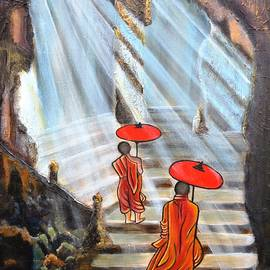 Manjiri Kanvinde - Path to enlightenment