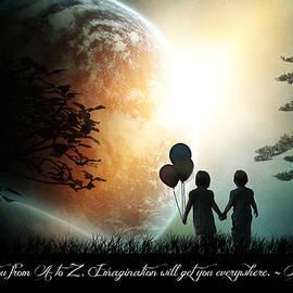 Eugene James - Path of Imagination