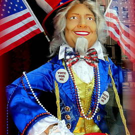 Ed Weidman - Patriotic Hillary