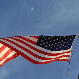 Donna Kennedy - Patriotic Moon