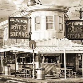 Bill Cannon - Pats Steaks in Philadelphia