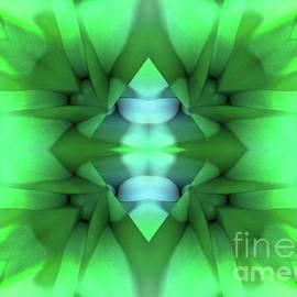 Linda Phelps - Pattern in Green
