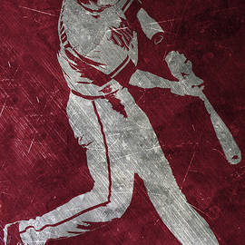 PAUL GOLDSCHMIDT ARIZONA DIAMONDBACKS ART - Joe Hamilton