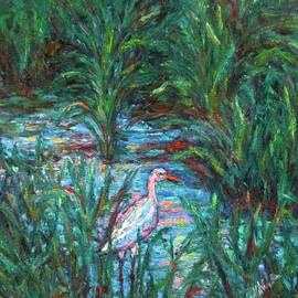 Kendall Kessler - Pawleys Island Egret
