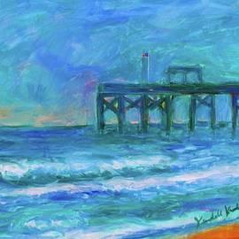 Kendall Kessler - Pawleys Pier Stage One