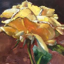 Gary Bruton - Peace Rose