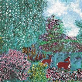 Christine Mulgrew - Peaceful Garden