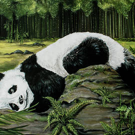Vivian Holabird - Peaceful Panda