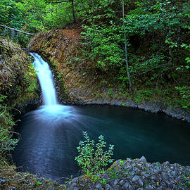 Kevin Felts - Peaceful Pool on Big Buck Creek