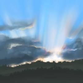 Peaceful sunset  - Veronica Minozzi