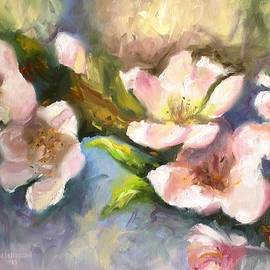 Melissa Herrin - Peach Blossoms