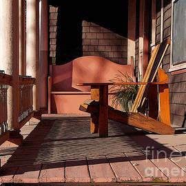 Betsy Zimmerli - Peach Porch