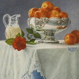 Barry DeBaun - Peaches And Cream