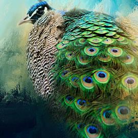 Jai Johnson - Peacock In Winter