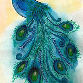 Jennie Hallbrown - Peacock