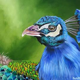 Phyllis Beiser - Peacock Profile