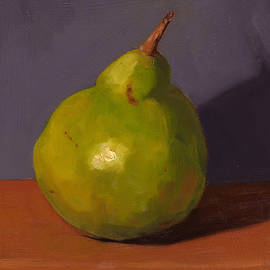 Pear with gray - John Holdway