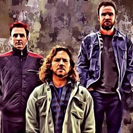 Scott Wallace - Pearl Jam Portrait