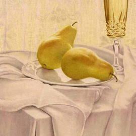 Barry DeBaun - Pears