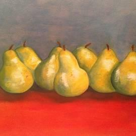 Marla McPherson - Pears in a Row