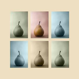 Pears Squared - Carol Leigh