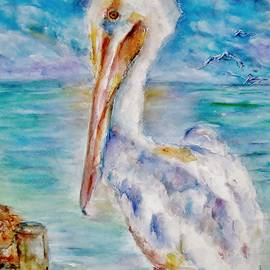 Carolyn Gray - Pelican Perch